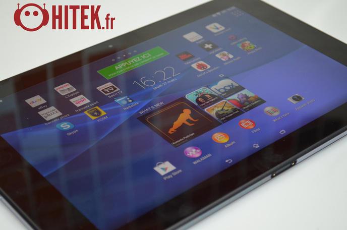 sony z2 tablet