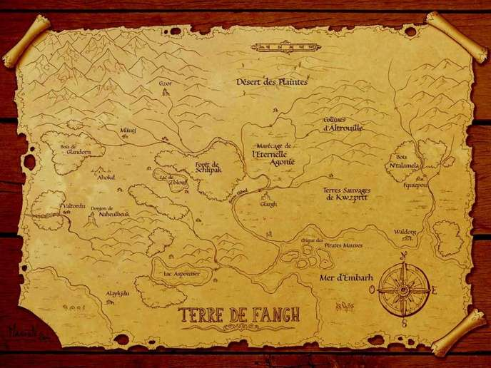 Les terres de Fangh