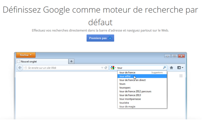 Firefox Google Explique Comment Le Remettre En Moteur De Recherche