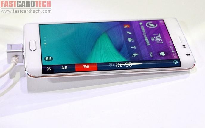 Samsung Galaxys Note Edge