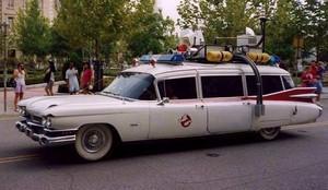 Ghostbuster ecto-1