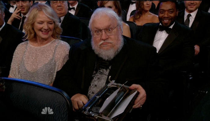 acteur game of thrones emmy awards 7