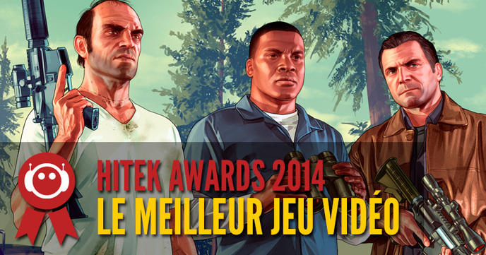Hitek Awards 2014 jeu