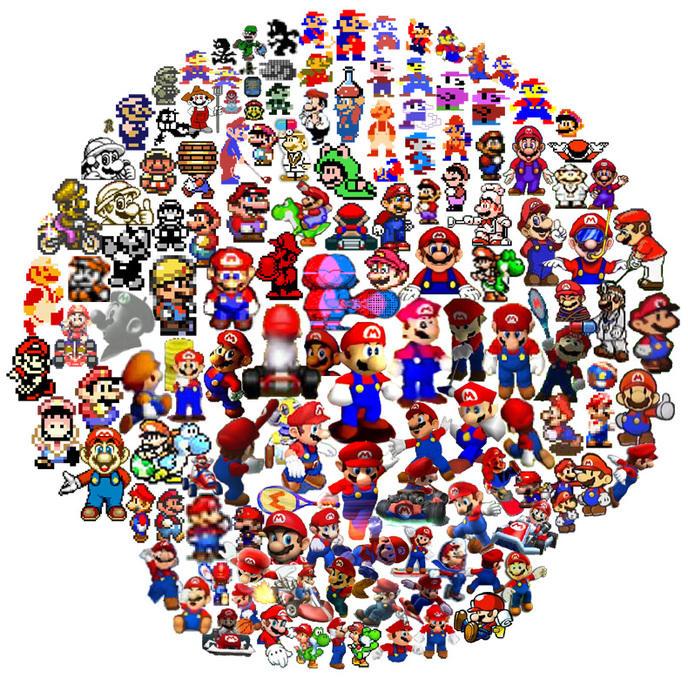 Pourquoi Mario A T Il Une Moustache Et Une Casquette
