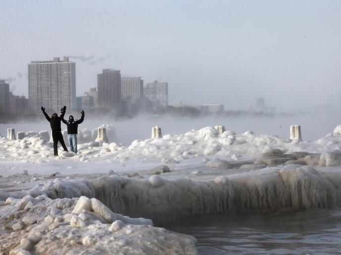 canada vague de froid