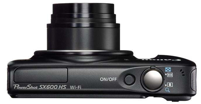 PowerShot SX600