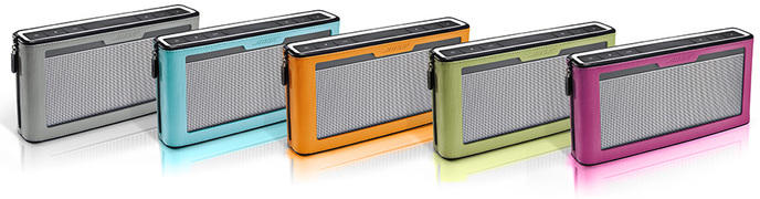 Coloris Bose SoundLink III