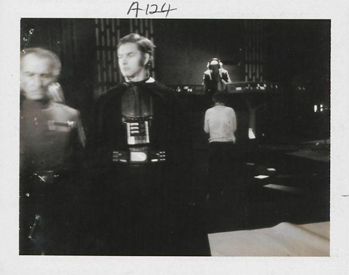 Star Wars polaroids