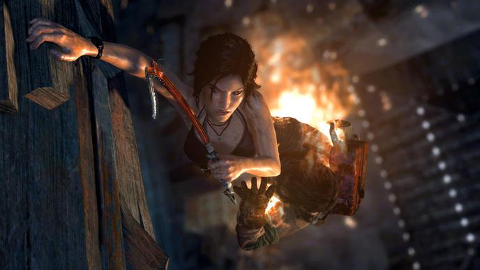 Test de Tomb Raider Definitive Edition sur PS4