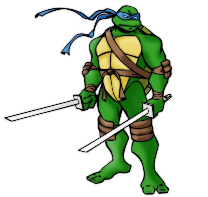 Le compte est bon tortues ninja - Leonardo tortues ninja ...