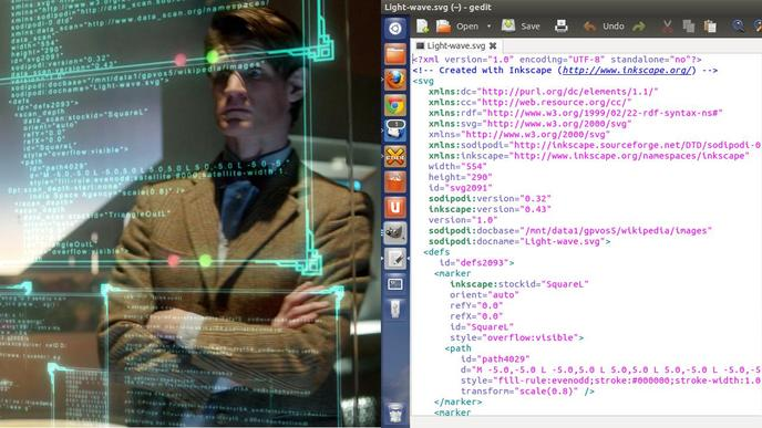 Code Doctor Who