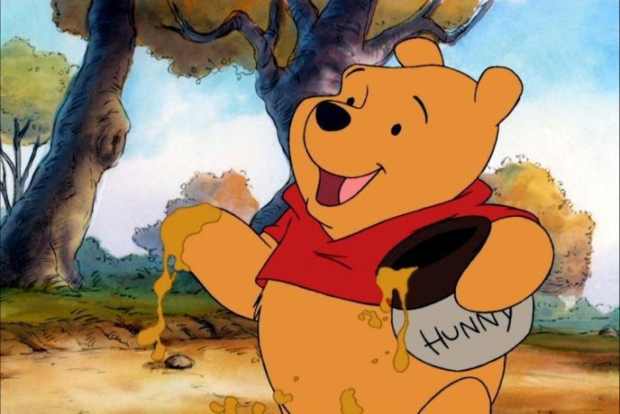 Winnie l 39 ourson et ses amis consomment de la drogue la - Rideau winnie l ourson castorama ...