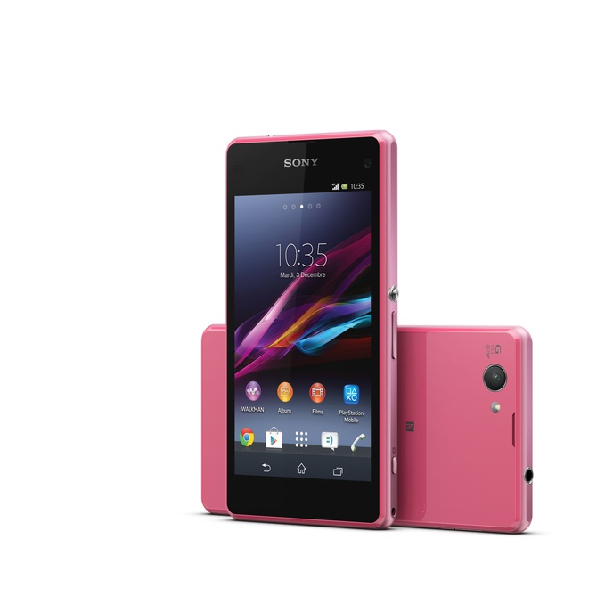 Sony Xperia Z1 Compact rose