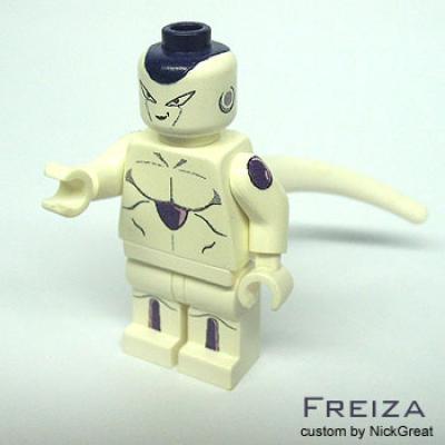 Lego Z Dragon De Les Personnages Ball En 6fb7Ygy