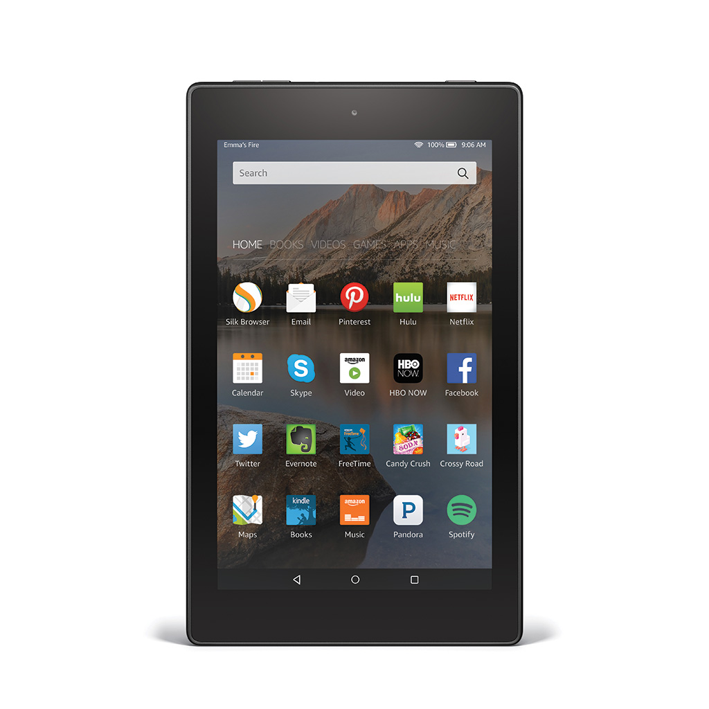 Amazon Fire HD 10, une fiche technique juste correcte pour ...