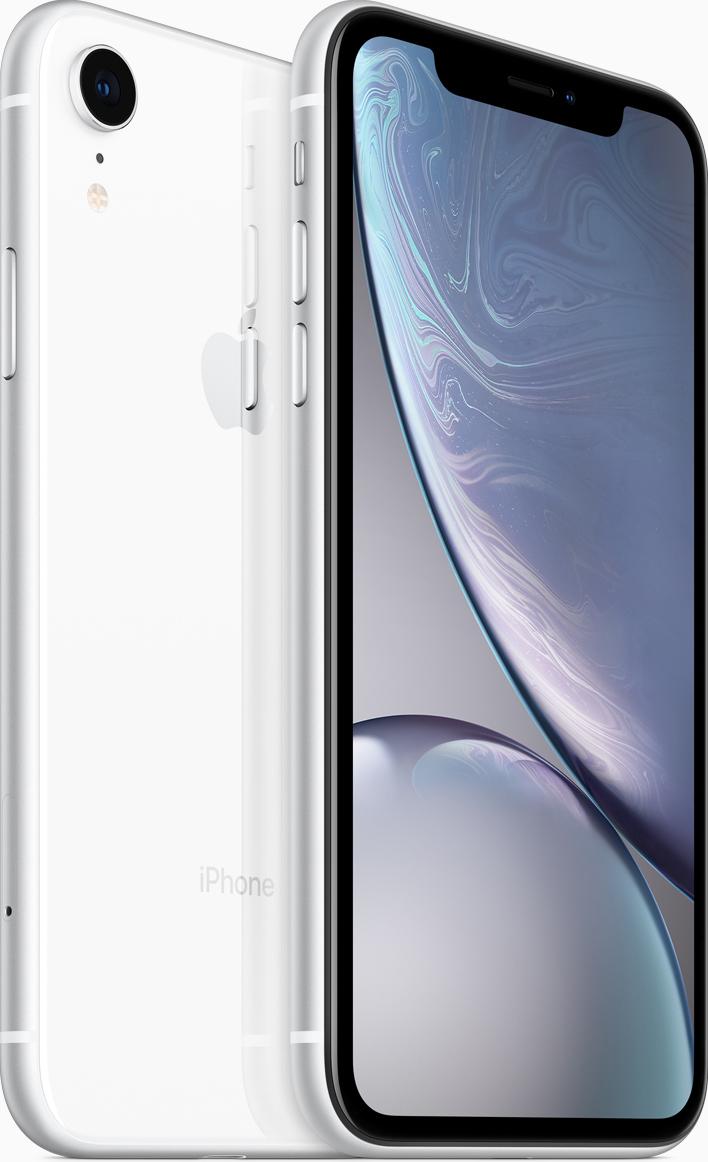 iphone xr la version la plus accessible du haut de gamme d 39 apple fiche technique prix et. Black Bedroom Furniture Sets. Home Design Ideas