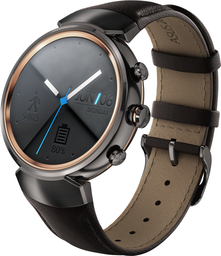 test asus zenwatch 3 une nouvelle montre connect e tr s. Black Bedroom Furniture Sets. Home Design Ideas