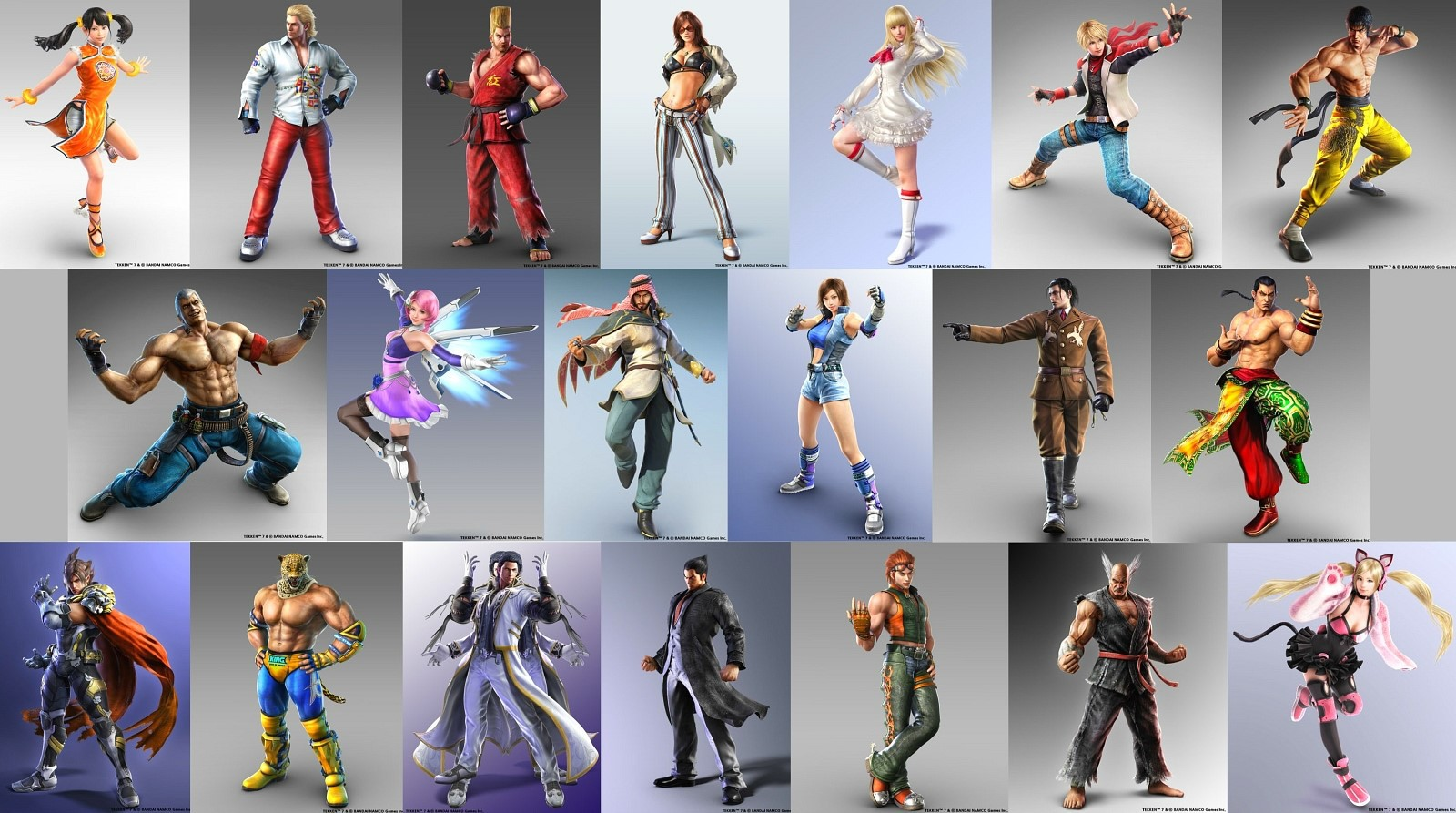 Test Tekken 7 : nos impressions, premier teaser vidéo et ...