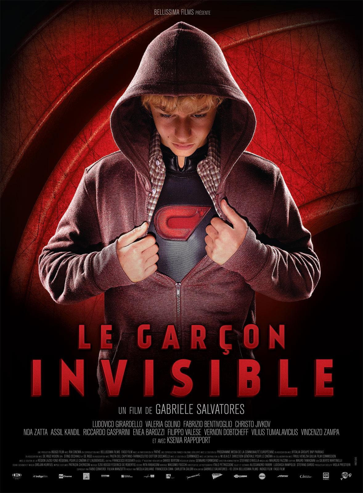 Le garçon invisible, un conte pas uniquement pour enfants : synopsis ...