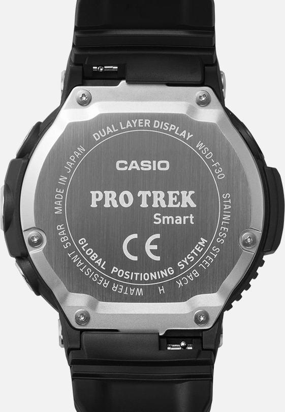 Casio ProTrek WSD-F30