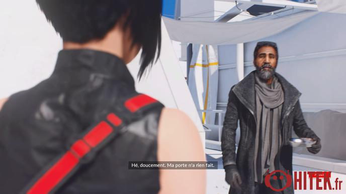 Mirrors edge catalyst