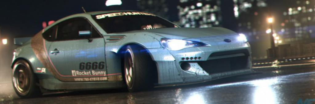 Electronics Testers Needed : Need for speed sur pc ps et xbox one présentation