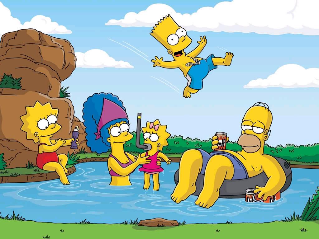 Les simpson tout savoir sur cette s rie d 39 animation casting anecdotes bande annonce - Les simpson tout nu ...