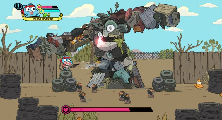 Cartoon Network Battle Crashers