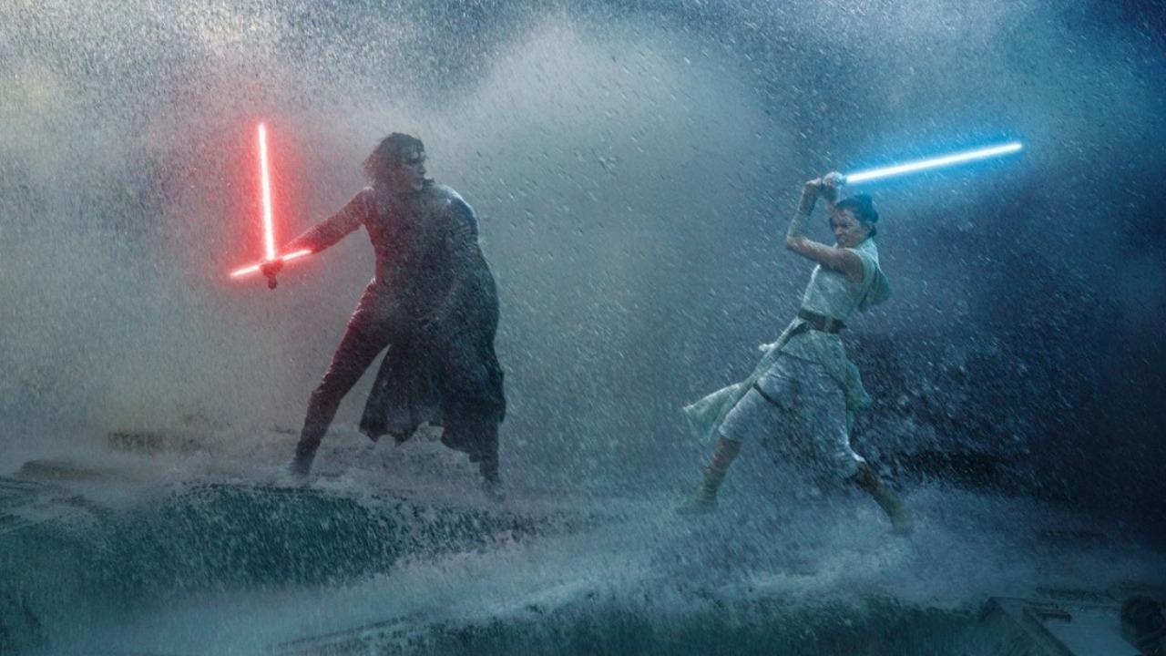 Star Wars Episode IX The Rise of Skywalker