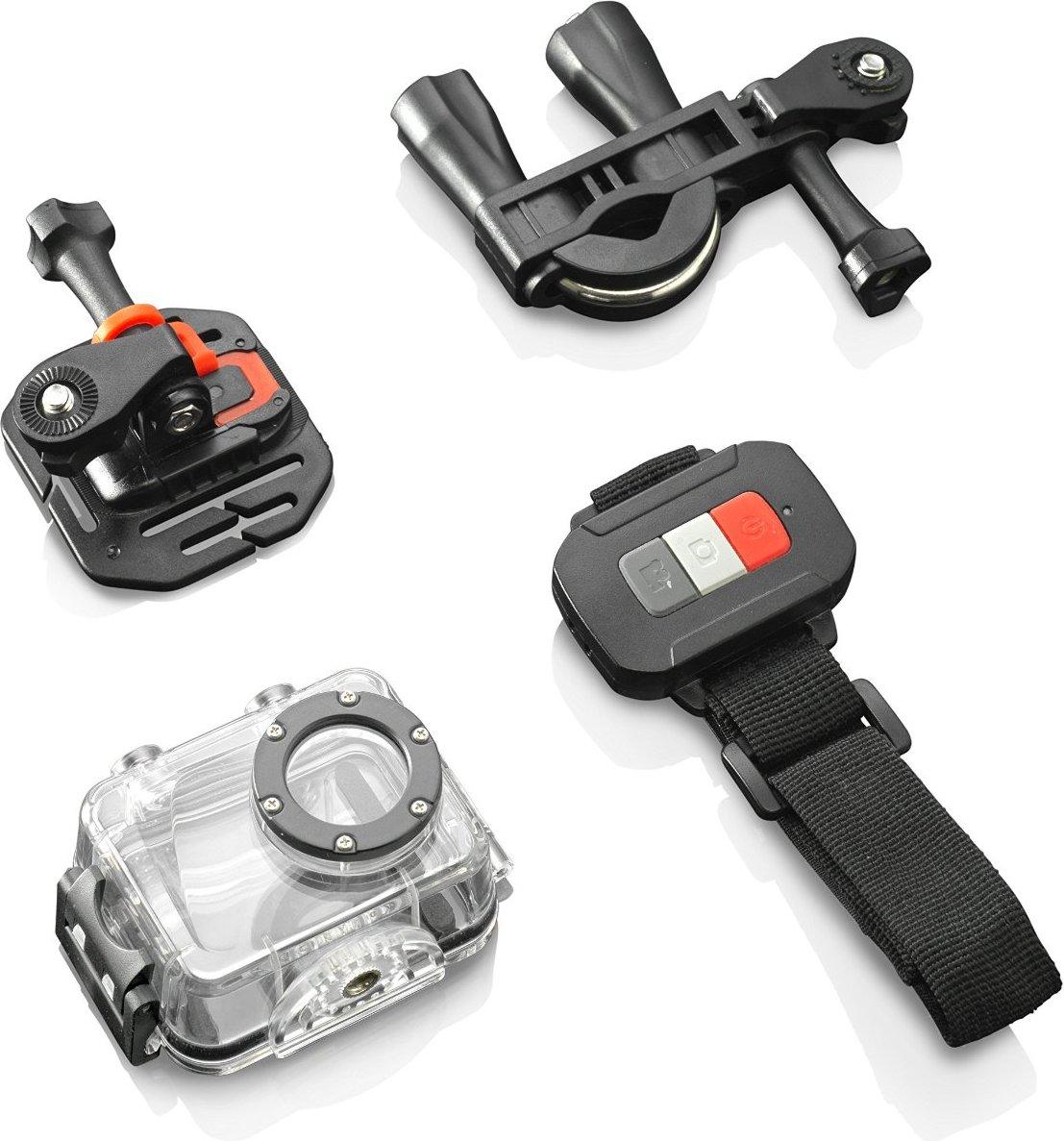 lenco sportcam 400 hd cam ra de sport low cost avec cran lcd prix et caract ristiques. Black Bedroom Furniture Sets. Home Design Ideas