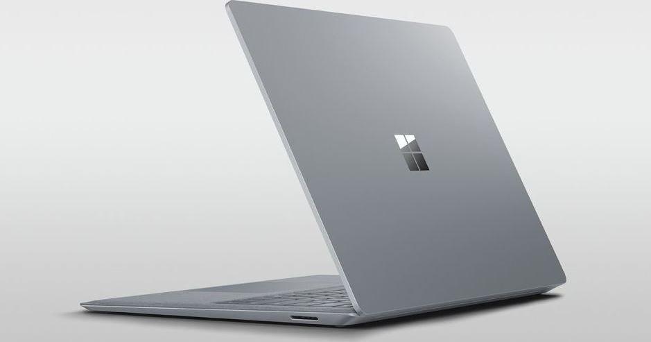microsoft surface laptop un ordinateur portable pour la. Black Bedroom Furniture Sets. Home Design Ideas
