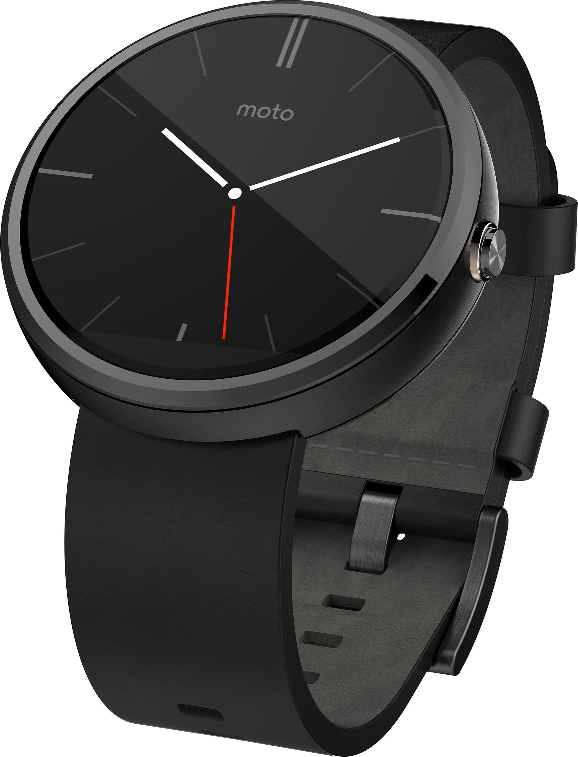 test moto 360 une montre connect e android wear prix et. Black Bedroom Furniture Sets. Home Design Ideas