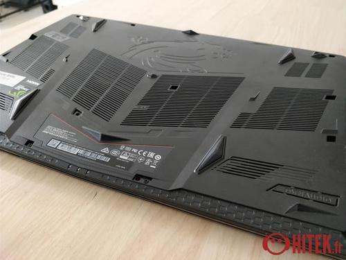 MSI GE73 Raider