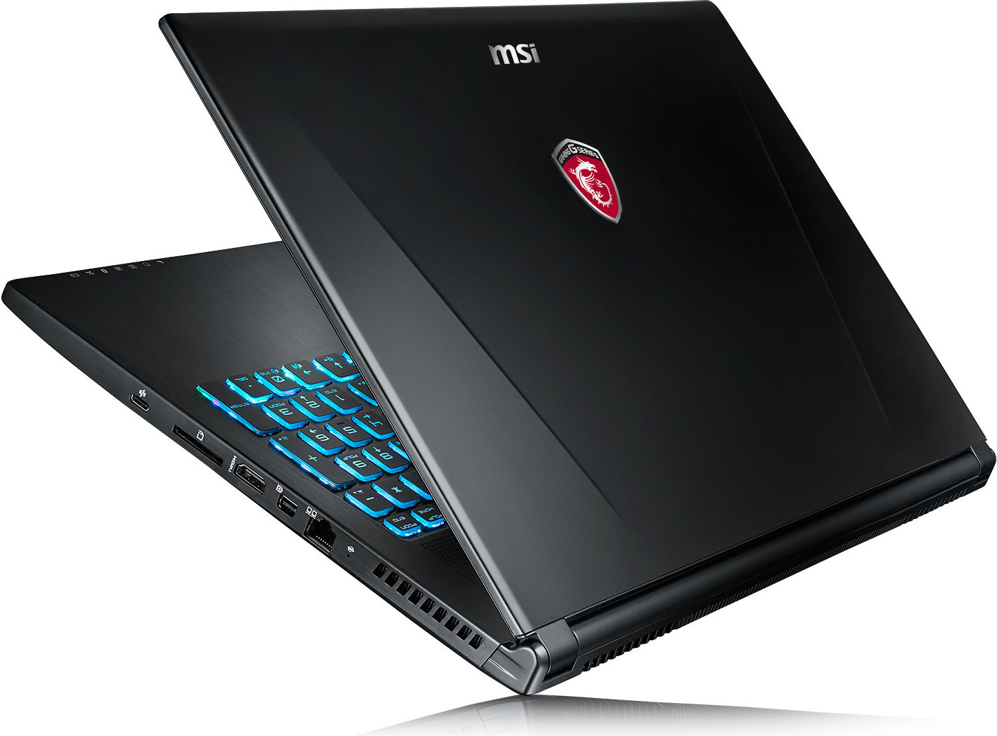 test du msi gs60 6qe un pc portable pour les gamers pr sentation et caract ristiques. Black Bedroom Furniture Sets. Home Design Ideas