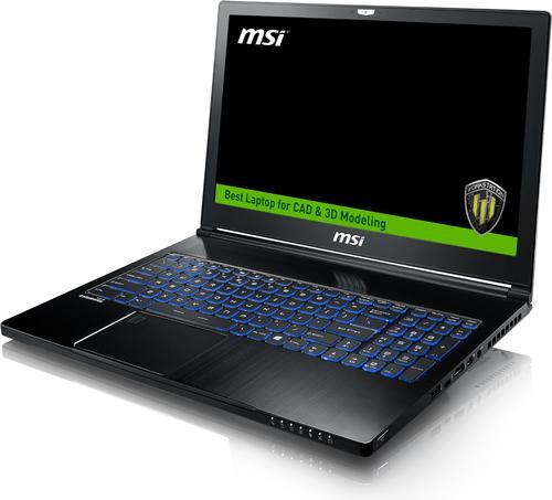MSI WS63