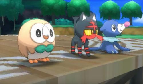 Pokémon Lune et Soleil