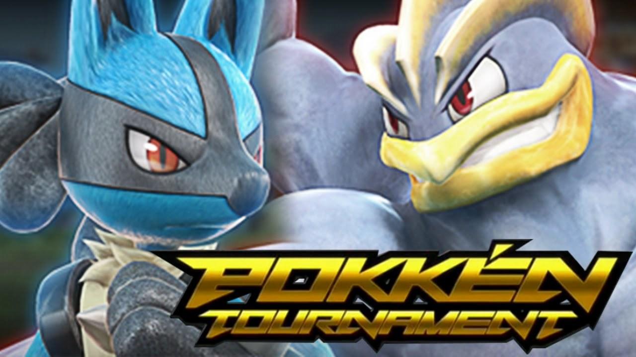 Pokken Tournament