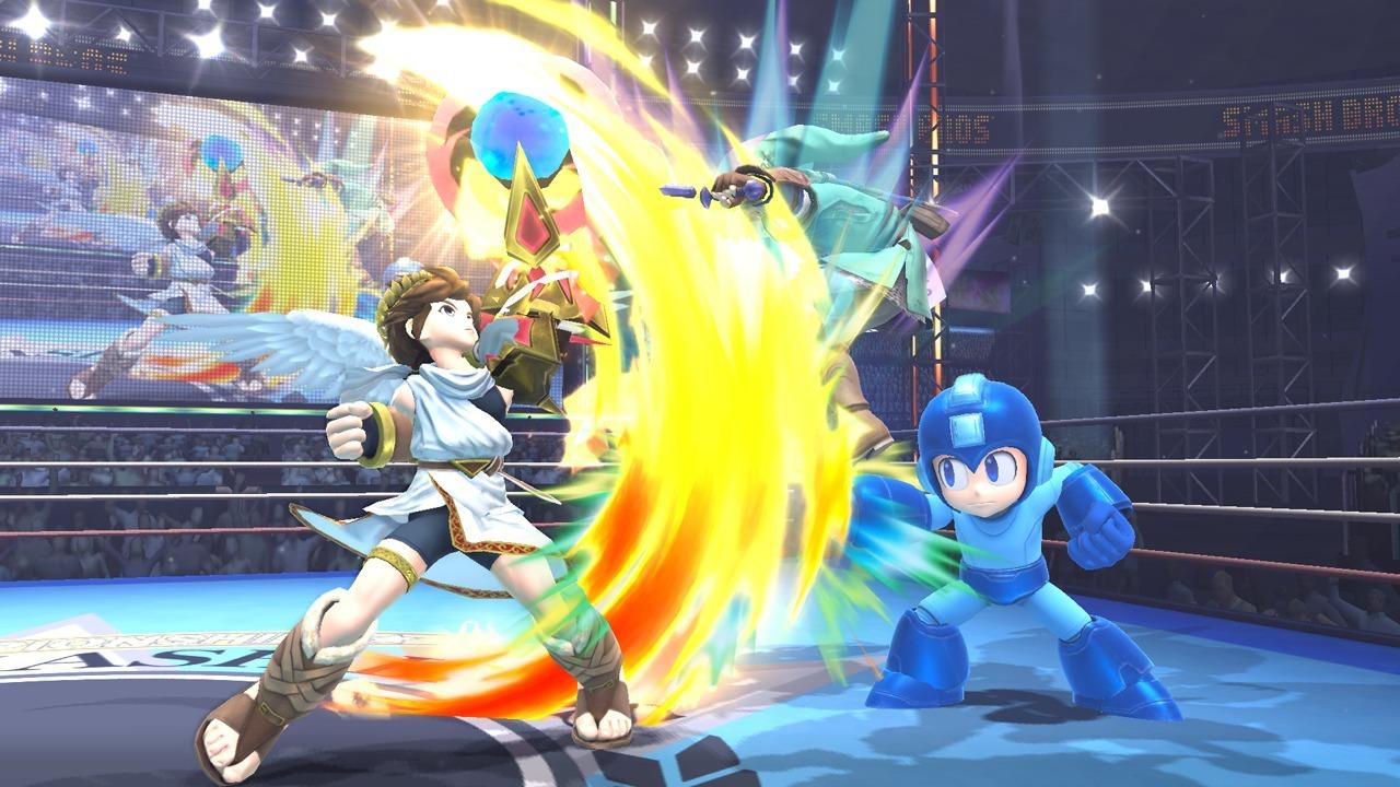 Super Smash Bros 4