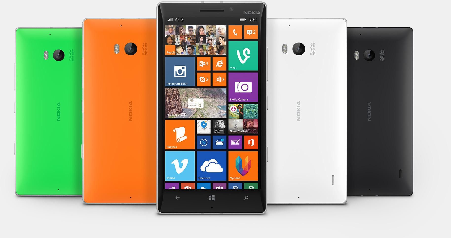Test du Nokia Lumia 930, le presque sans faute - FraWin