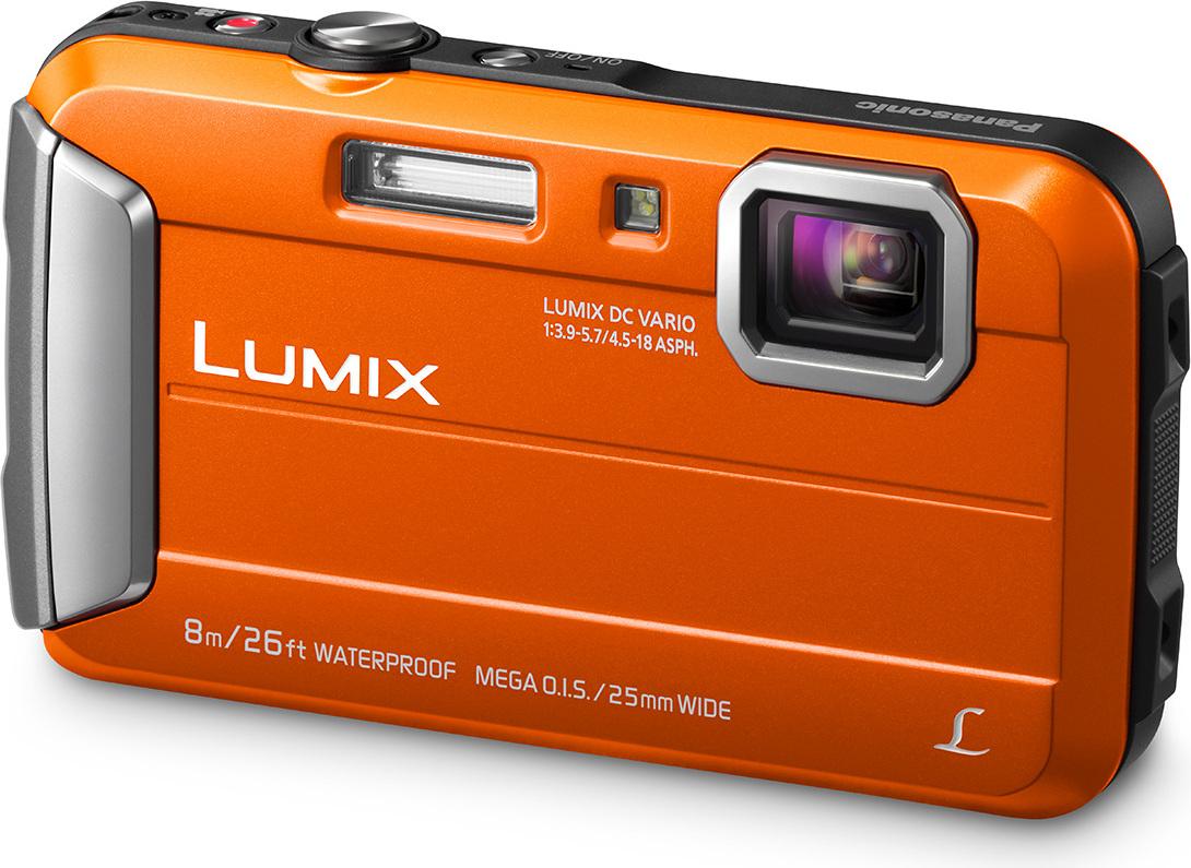 Panasonic Lumix Ft30 Le Baroudeur Fiche Technique Prix