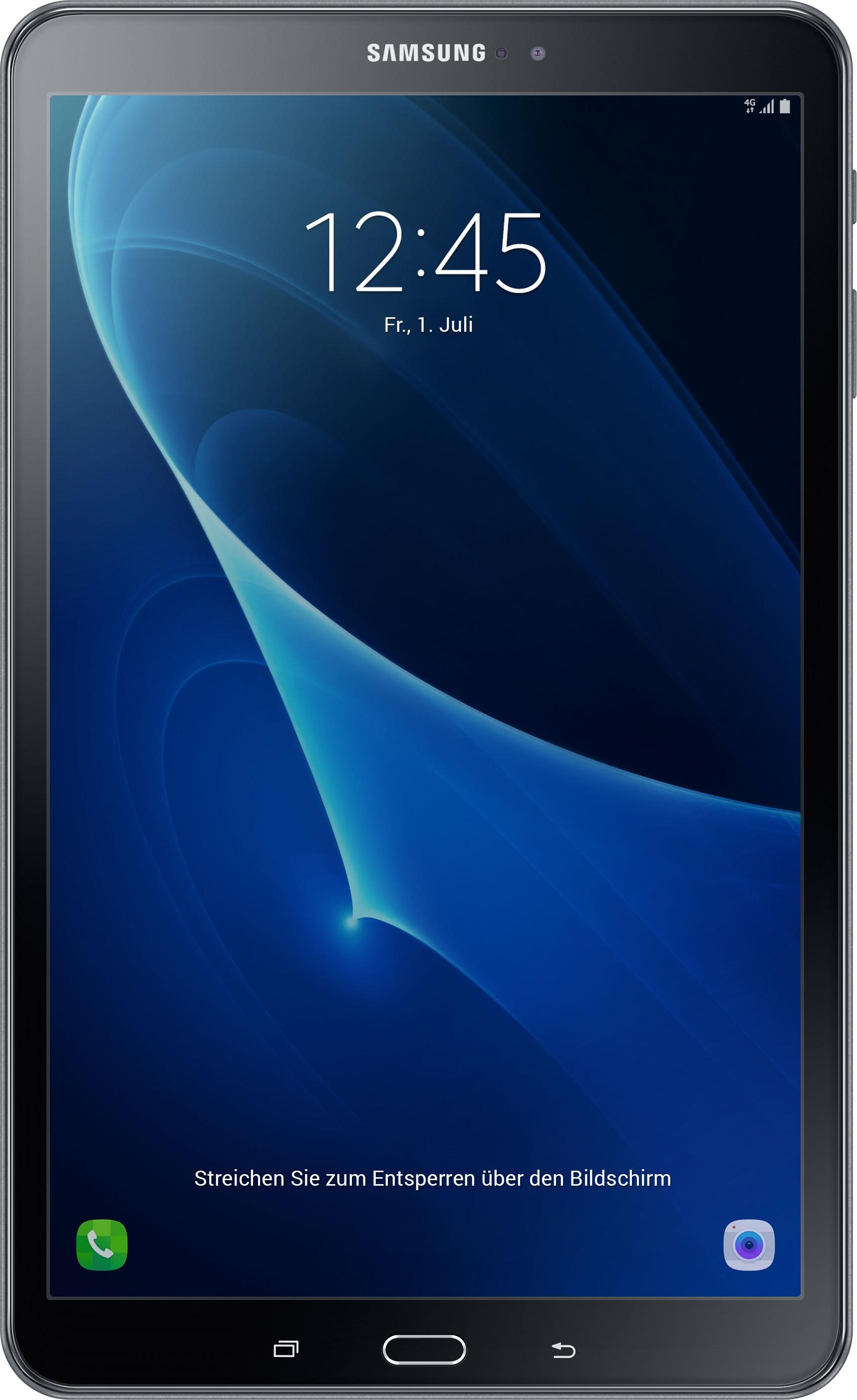 Samsung galaxy tab a 10 1 un cran full hd et un for Photo ecran galaxy tab 3
