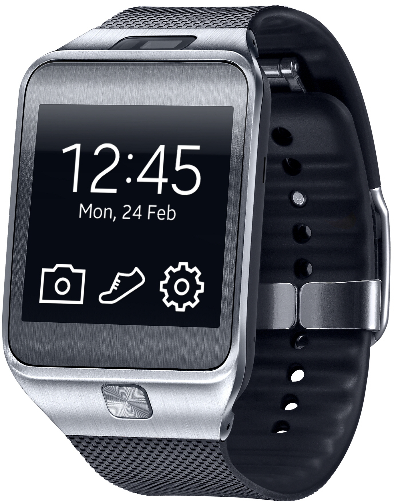 samsung gear 2 la montre connect e haut de gamme test. Black Bedroom Furniture Sets. Home Design Ideas