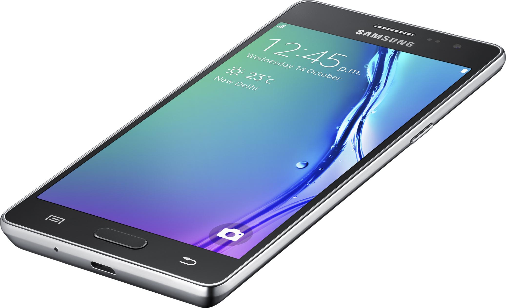 Samsung Z3 Il Arrivera Finalement En France Caracteristiques