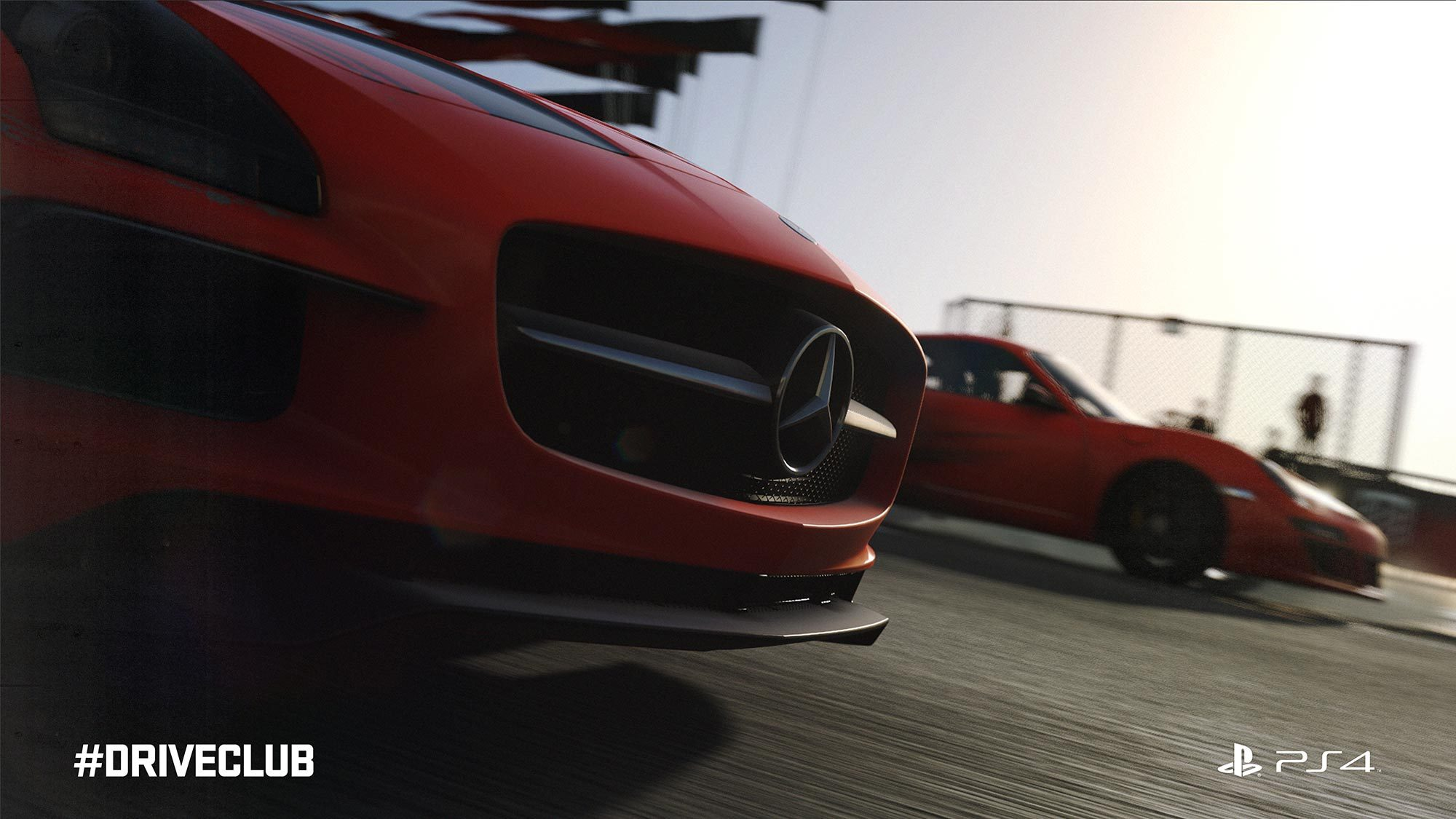 #DRIVECLUB