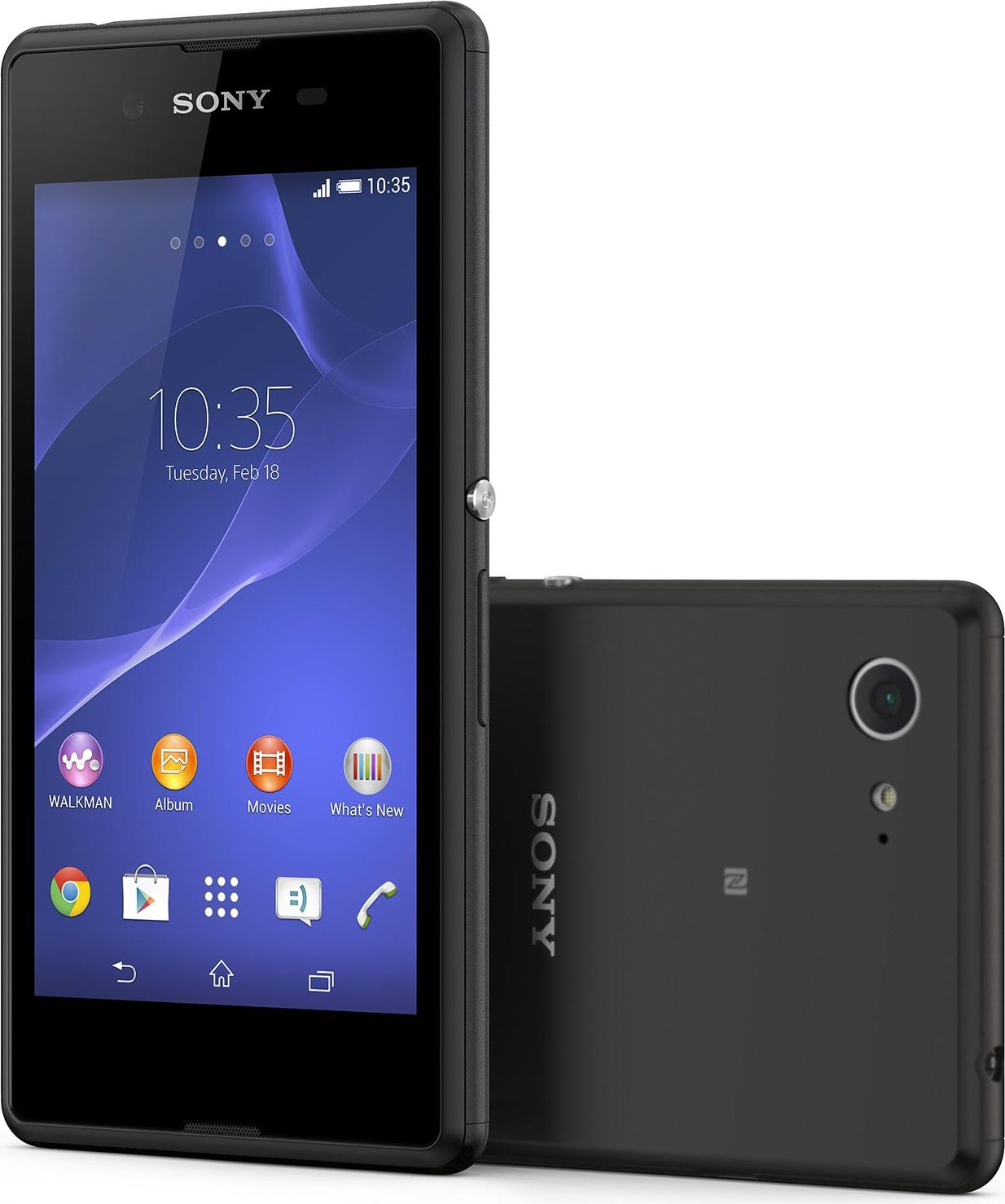test sony xperia e3 smartphone 4g accessible et design. Black Bedroom Furniture Sets. Home Design Ideas