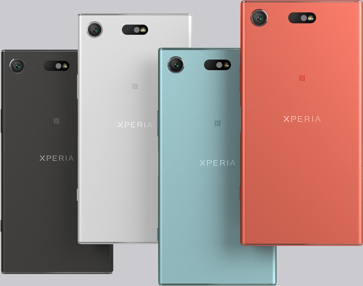 sony xperia xz1 encore un nouveau haut de gamme fiche. Black Bedroom Furniture Sets. Home Design Ideas