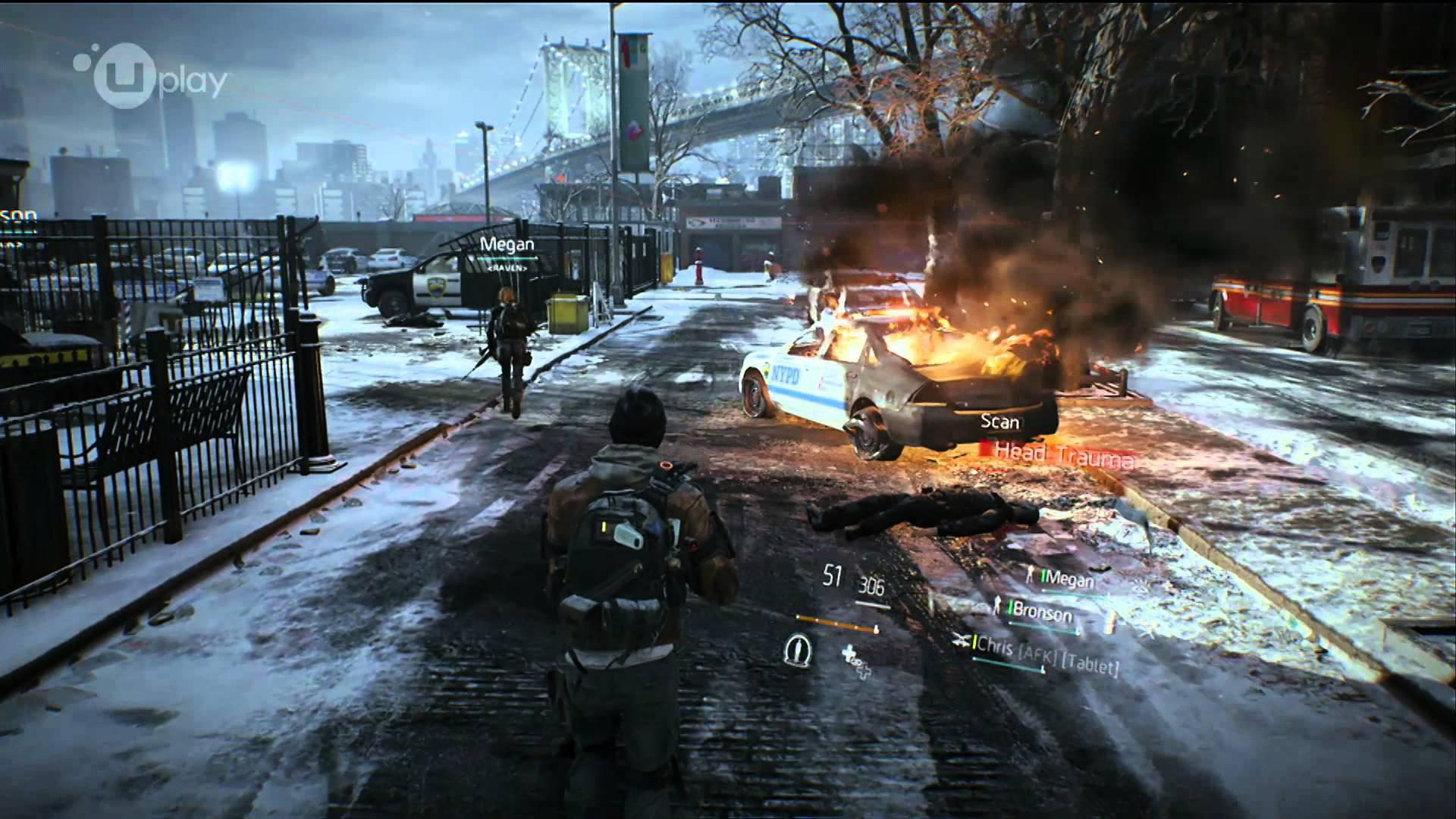 Top The Division, le jeu Tom Clancy : présentation, trailer, gameplay  VG93
