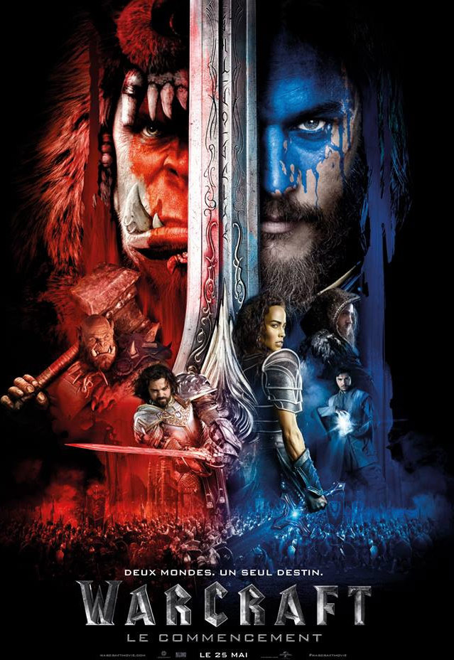Warcraft – O Primeiro Encontro de Dois Mundos (2016) WEB-DL 720p / 1080p Legendado