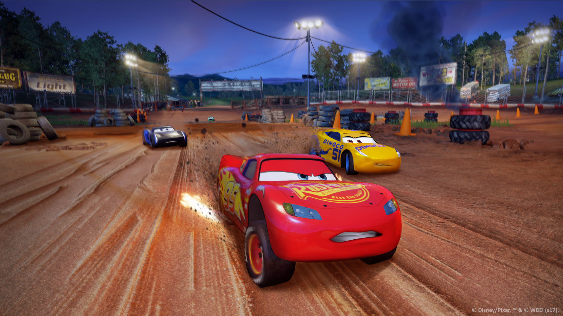 test cars 3 course vers la victoire un jeu la mario kart. Black Bedroom Furniture Sets. Home Design Ideas