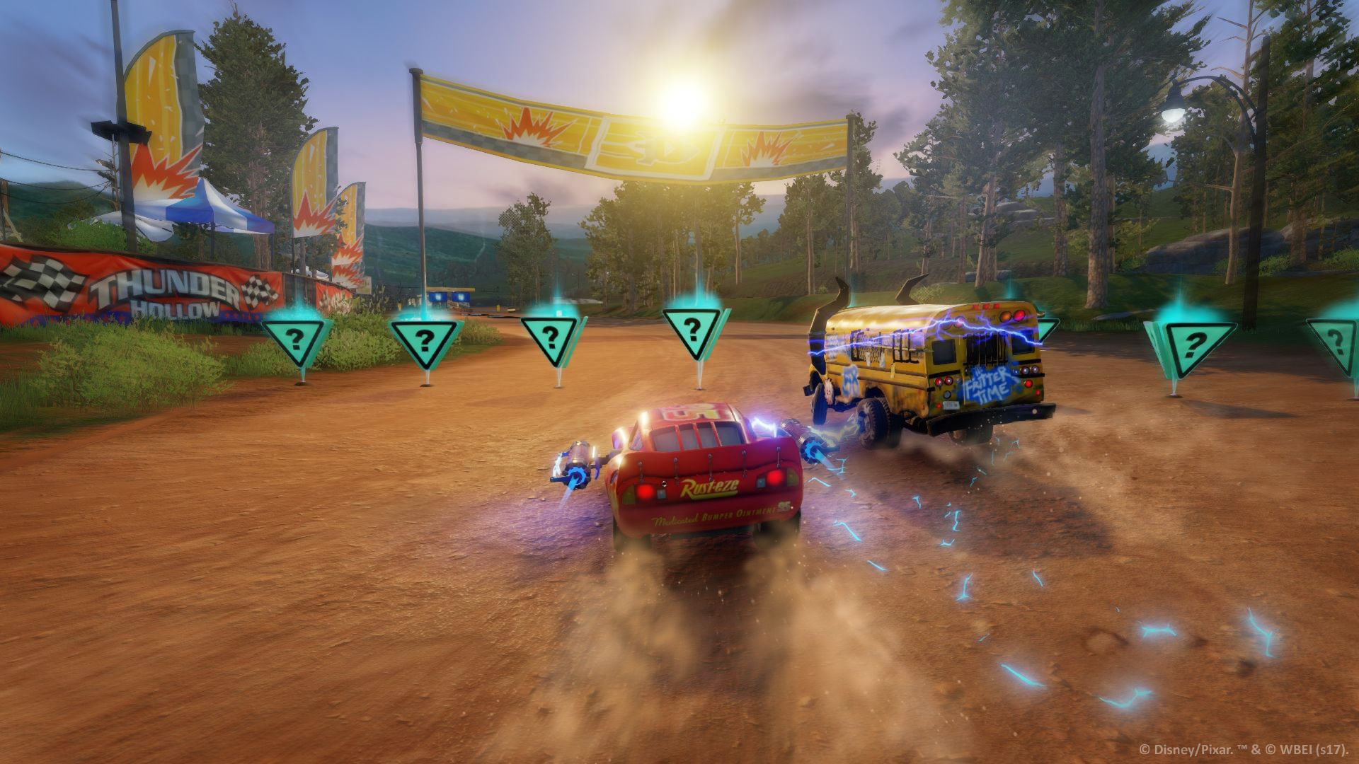 Cars 3 : Course vers la victoire
